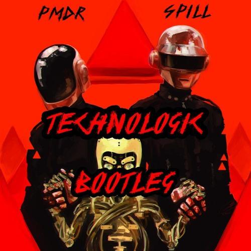 Daft Punk - Technologic (Spill & PmdR Bootleg) [FREE DOWNLOAD]