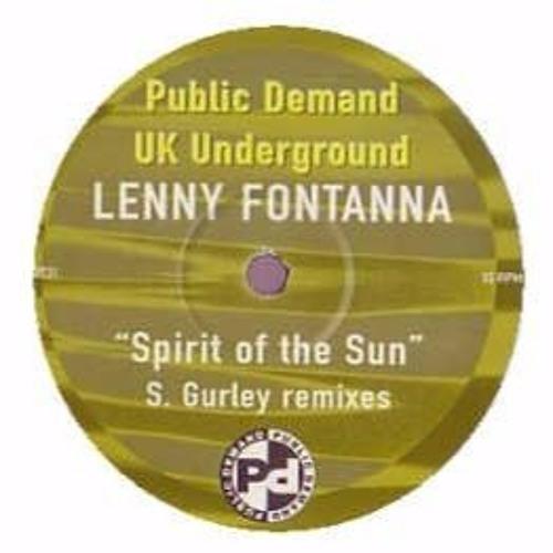Spirit Of The Sun (Steve Gurley Ballistic Beatz)