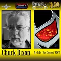 Episode 256 - Syfy Bartow 2017 ( Chuck Dixon )