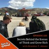 EP 220 Secrets Behind The Scenes of Think and Grow Rich with Brandon T. Adams