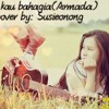 Asal kau bahagia (Armada) cover by Susieonong