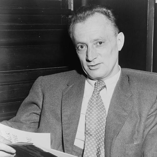 Nelson Algren talks about Chicago ; 1961/03/09