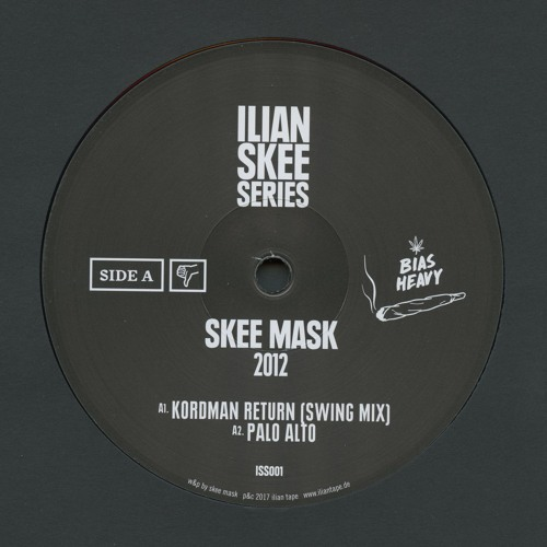 ISS001 SKEE MASK - 2012