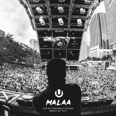 Malaa - Live @ Ultra Music Festival Miami (Worldwide Stage) 03.26.2017