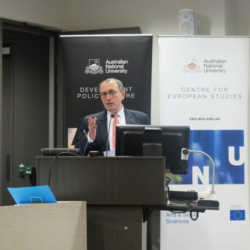 European Union development policy - Stefano Manservisi