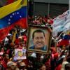El chavismo canta, come y baila en protesta contra la sesión de la OEA