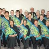 Te Ao Mārama Choir: Parts for Dona Nobis Pacem: Female Voice