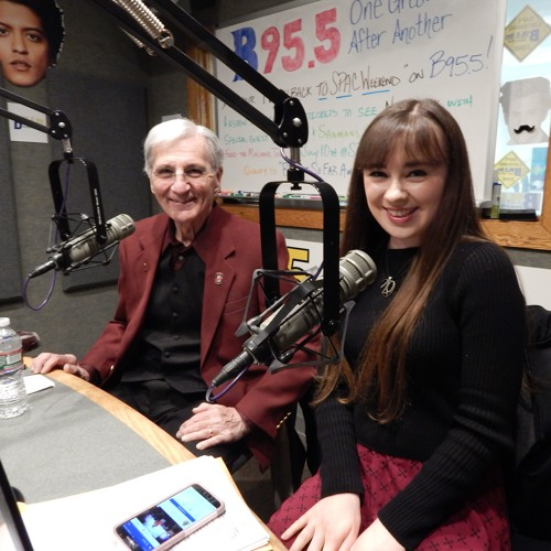 B95.5 FM Interview: Kristina Lachaga & Harry Willis Talk Electrify The Night with Jim Cerqua!