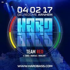 Team Red - Hard Bass 2017