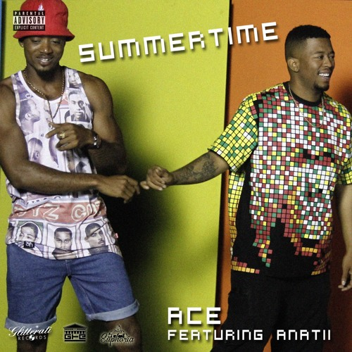 Summertime - ft Anatii (Explicit)