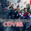 EPIC ORCHESTRAL COVER | MARVEL'S THEMES MOVIES (Iron-Man, Thor, Captain America, The Avengers)