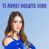 Federica Carta | Ti Avrei Voluto Dire | AMICI 16 | Piano Karaoke