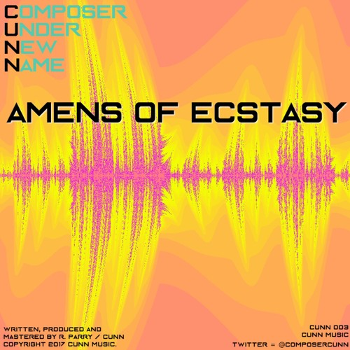 Amens of Ecstasy - EP (Out now)