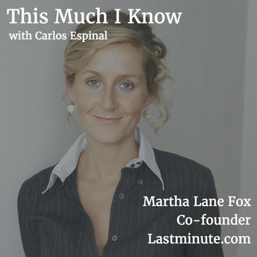 Martha Lane Fox, entrepreneur and philanthropist, on navigating IPOs and the dotcom crash