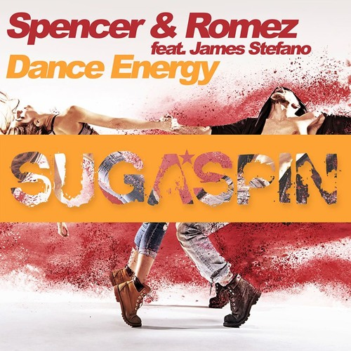 Spencer & Romez Feat. James Stefano - Dance Energy (Radio Edit)  Sc