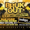 BRUK OUT - Sun 30th April O2 Arena - OFFICIAL MIX (Mixed by DJ Nate)