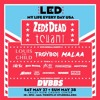 LED USA 2017 @ Valley View Casino Center, SD || 5/27/17 - 5/28/17