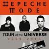 Depeche Mode - Tour Of The Universe en Lima