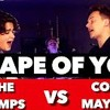 Ed Shaaren -Shape Of You [Cover By The Vamps And Conor Maynard]