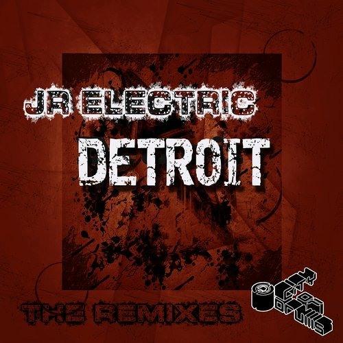 COD032 JR Electric - Detroit (The Remixes)