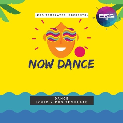 Now Dance Logic X Pro Template