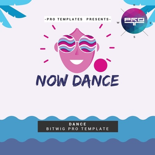 Now Dance Bitwig Pro Template
