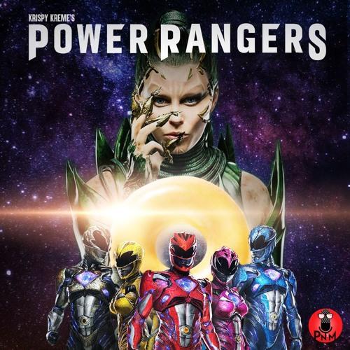 Episode 62 - Krispy Kreme's Power Rangers
