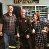 """Hometown Heroes""  LPD K-9 Champs On The 97 Country Breakfast Club!"