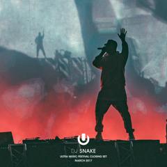 DJ SNAKE - ULTRA MIAMI 2017 (LIVE)