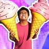 I love ice cream! (Guava Juice)