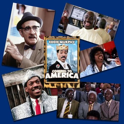 Press Rewind - Coming to America