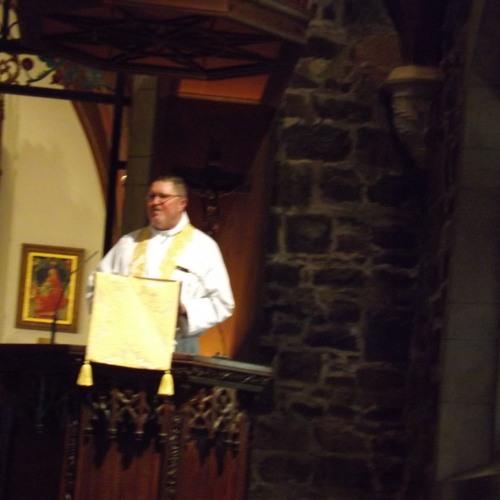 Fr. Free's Sermon, Lent 4, 3-26-17