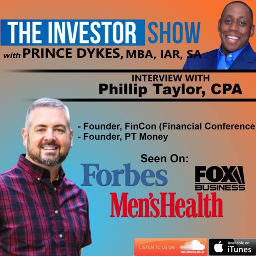 FINCON(Financial Conference) founder Phillip Taylor, CPA  Episode