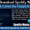 How To Download Spotify Music APK CrackLicense Key
