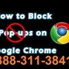 How to Block Spam,18883113841 Pop Ups, Ads Using a Google Chrome Browser