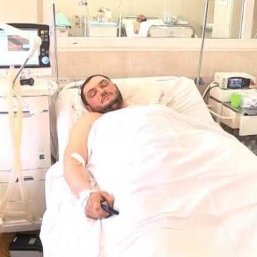 Сергію Адам'яку на лікування та реабілітацію депутати виділили 25 тис. грн.