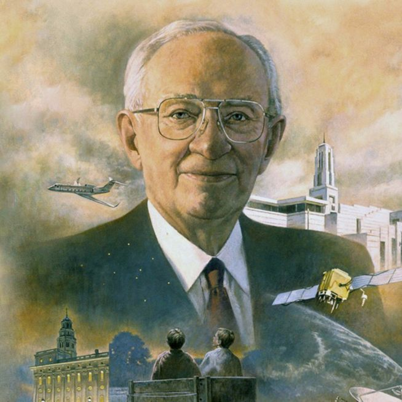 How Did President Gordon B. Hinckley...
