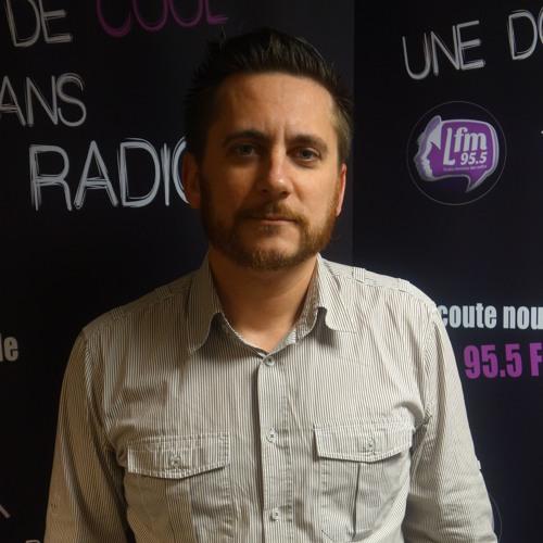 #LaMatinaleLFM - 31.03.2017- Julien Goupil présente l'association Empreintes Citoyennes