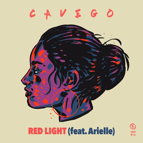 Cavego Feat. Arielle - Red Light