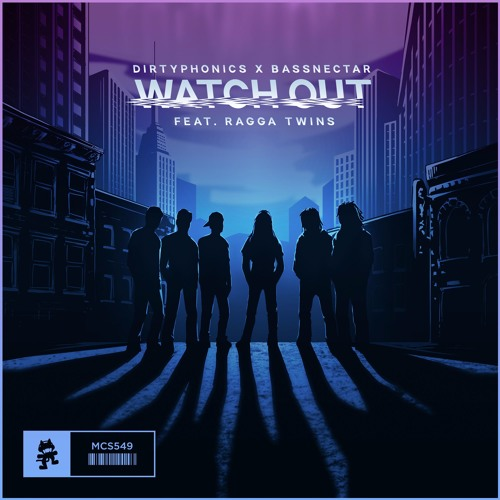 Dirtyphonics & Bassnectar - Watch Out (feat. Ragga Twins)