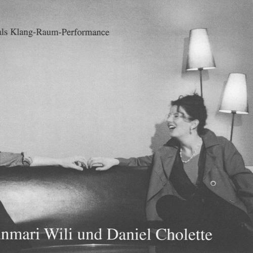 ANMARI MËTSA YABI WILI DAS PIANOSYNDROM Studioaufnahme Musik-Akademie-Basel