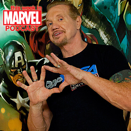 This Week in Marvel #55.5 - Diamond Dallas Page