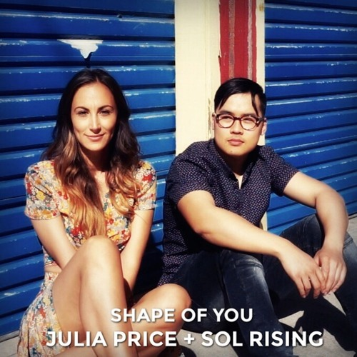 Shape Of You Cover feat. Julia Price