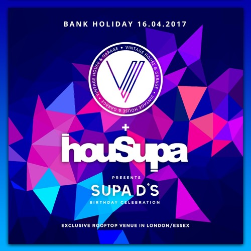 HOUSUPA OLD SKOOL GARAGE MIX (CLUB HITS)