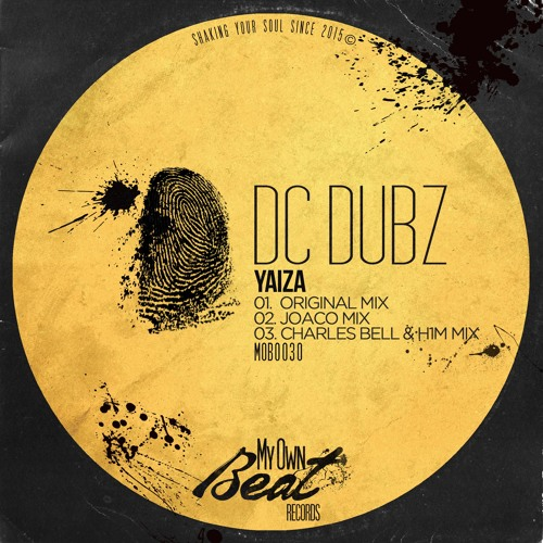 DC Dubz - Yaiza [MOB0030] Out April 6th.2017 ***EXCLUSIVE PREVIEW***