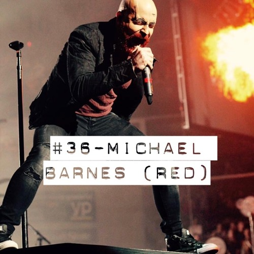 #36 - Michael Barnes (RED)