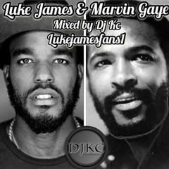Luke James & Marvin Gaye
