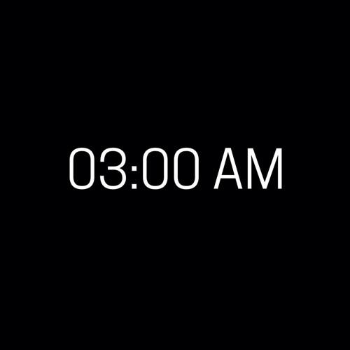 03:00 AM (Club Première)