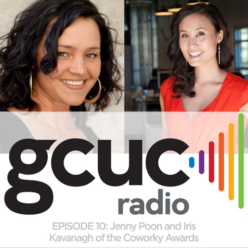 Episode 10 - Jenny and Iris talk Coworky Awards!