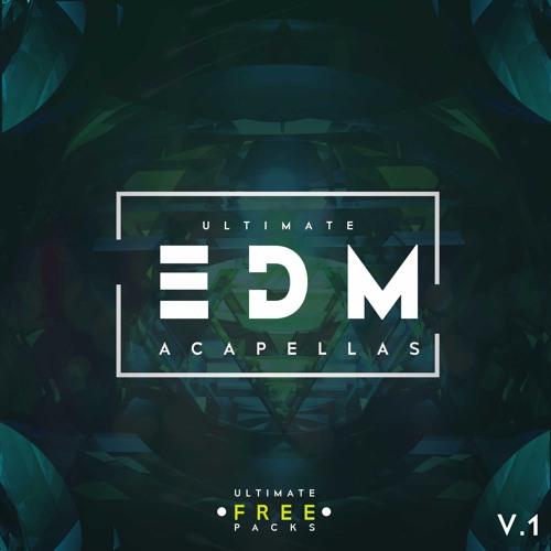 EDM Acapella Pack Vol 1 - 25 Studio Acapellas [FREE DOWNLOAD] UFP by